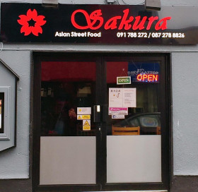 Sakura Asian Street Food Oranmore